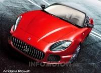 Future Maserati Coupé-Cabriolet : autres photoshops...