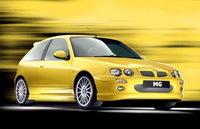 La p'tite sportive du lundi: MG ZR 160 !