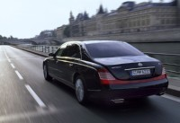 Nouvelle Maybach 62S : limousine sportive...
