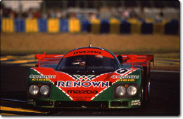 Les Japonais au Mans :
