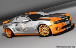 Grand-Am/Koni: 2 Chevrolet Camaro pour le Momentum Race Group