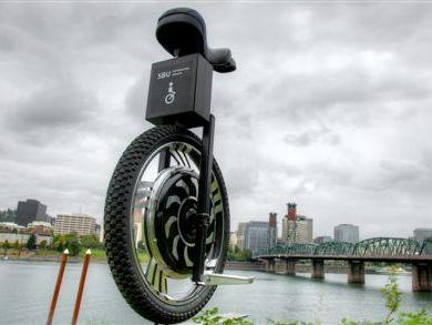 Offrez-vous une promenade écolo et ludique sur un monocycle électrique