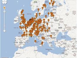 Les habitudes de déplacement des Européens accessibles en un clic