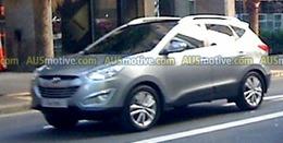Hyundai iX35: c'est lui, mais de loin...