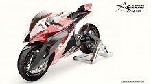 Actualité moto - Concept: Le team Alstare se console avec la fiction