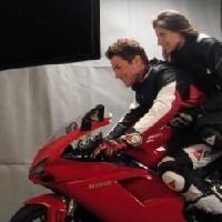 Moto GP - Ducati: Hayden aussi sur une 1198 mais pour la parade Dainese