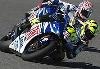 Moto GP: Turquie D.2: Yamaha et Michelin répliquent