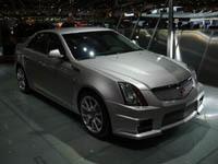 Live à Genève : Cadillac Provoq, CTS Coupé et CTS-V
