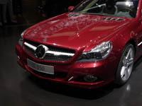 Live à Genève : Mercedes SL reliftée et première apparition du CLC
