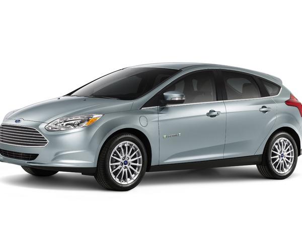Ford Focus électrique : ouverture des commandes aux Etats-Unis