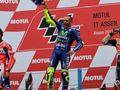 MotoGP - Assen J.3: Rossi renoue avec la victoire