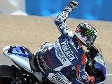 Moto GP - Jerez: Jorge Lorenzo partira de la pole