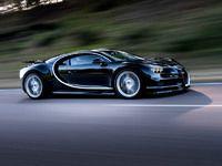 Bugatti : la Chiron à près de 500 km/h, c'est possible avec de nouveaux pneus