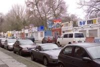 Dans le centre-ville de Berlin, Cologne et Hanovre, les voitures les plus polluantes sont désormais interdites