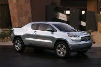 Salon de Détroit 2008 : Toyota présentera son Concept de pick-up hybride, le A-BAT hybrid