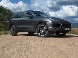 Grèce : on y trouve plus de Porsche Cayenne que de personnes capables d'en acheter