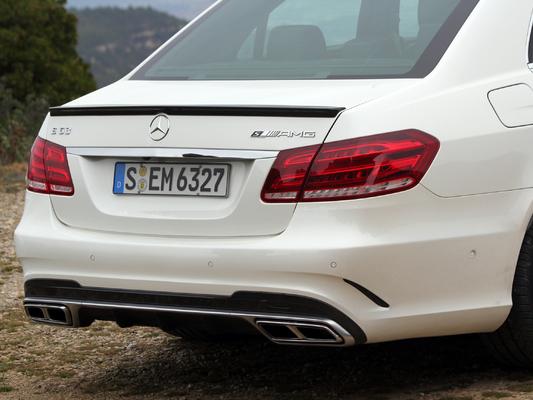 Le turbo électrique aussi chez AMG ?