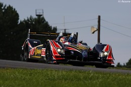 ALMS - Mid Ohio : victoire Acura, Corvette second du GT2