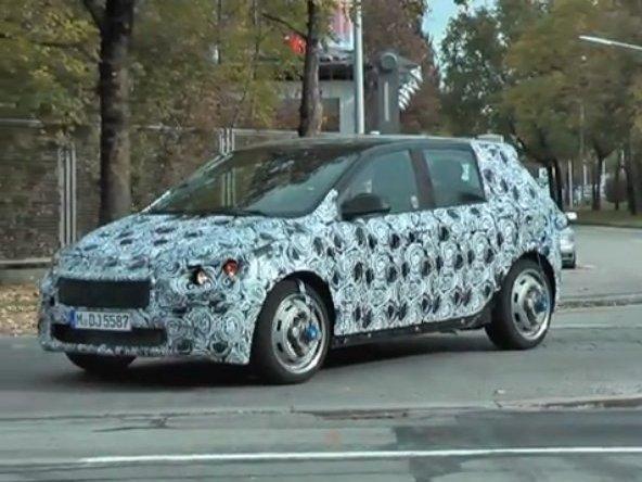Surprise en vidéo : la BMW 1 GT balade