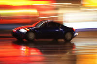 Les français roulent moins vite ...