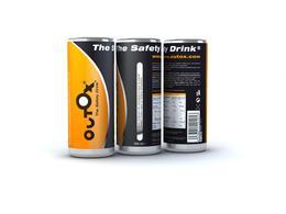 Outox, la «boisson dégrisante», ne vous fera pas dessaouler