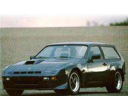 Porsche 924 Artz Kombi : futur père du Cayman Shooting Brake?