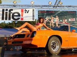 Le Temptation Car Wash au salon de l'érotisme