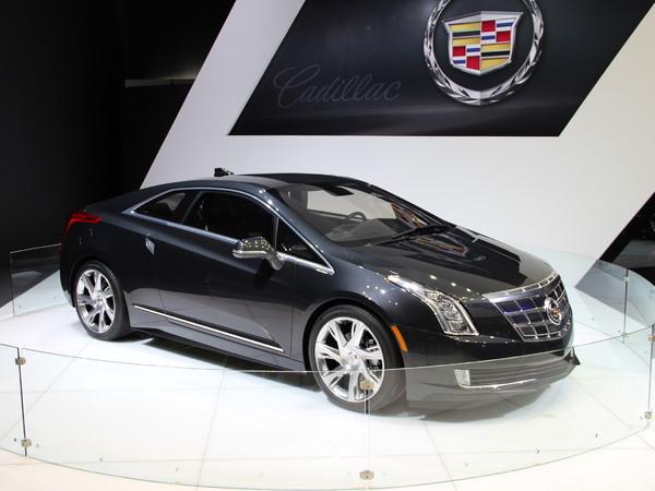 Vidéo en direct du salon de Genève 2013 - Cadillac ELR : fausse nouveauté