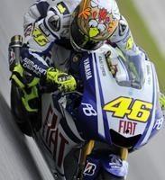 Moto GP - Test Sepang: Rossi se félicite d'un excellent départ