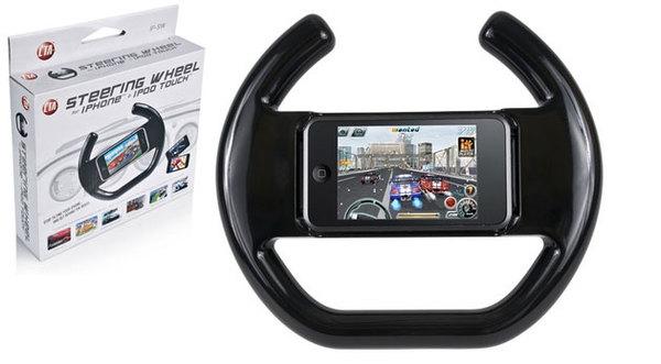 Un volant pour le iPhone