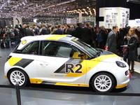 Vidéo en direct du salon de Genève - Opel Adam R2 Concept : à vos marques, prêts, partez !