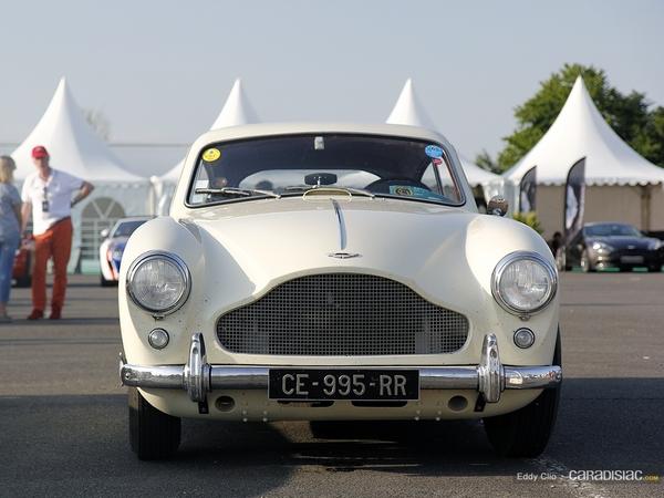 Photos du jour : Aston Martin DB2 (Sport & Collection)