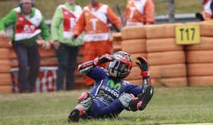 MotoGP - Assen J.3: le doute s'installe chez Viñales