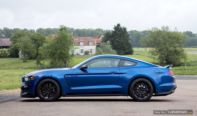 Photos du jour : Ford Mustang Shelby GT 350