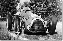 Juan Manuel Fangio, un homme, une légende...