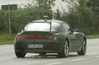 BMW Z4 Coupé avec toit en verre panoramique ?