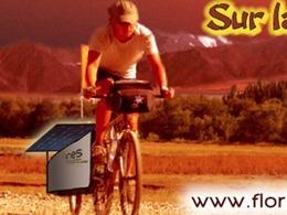 10 000 kilomètres à vélo : le périple de Florian Bailly en vidéo