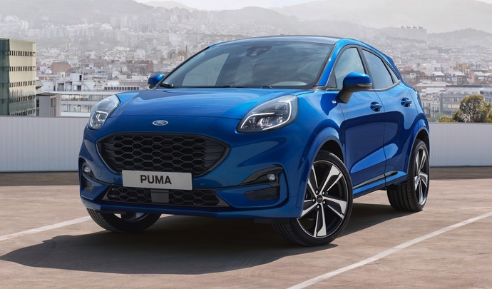 Ford annonce le Puma ST