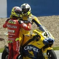 Moto GP: Turquie: Rossi et Elias, les nouveaux amis