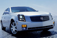 Cadillac: la nouvelle CTS dévoilée en janvier prochain