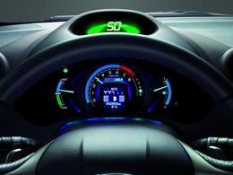 Los Angeles 2010 : un concept-car électrique et un hybride pour Honda