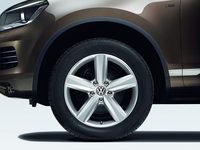 Nouvelle entrée de gamme pour le Volkswagen Touareg, V6 TDI 204 chevaux