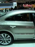 Salon de Genève 2008: Volkswagen Passat CC: un peu trop coupée?