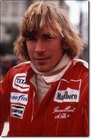 JAMES HUNT : le dernier des saltimbanques