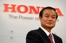 Economie – Honda: le premier constructeur mondial change de Président