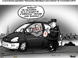 Le dessin du jour – 7/11 : Journée Bordeaux