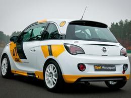 """Sport week-end #2 - Opel """"s'entraîne au WRC""""..."""