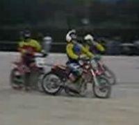 Vidéo moto : le moto foot
