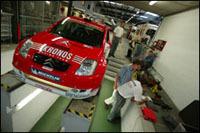 """Kronos en """"constructeur 2"""" avec Citroën en 2007?"""