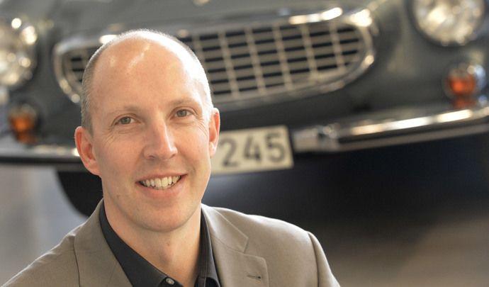 Volvo change de designer en chef